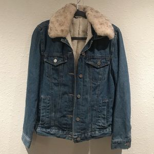 H&M Jackets & Coats - H&M denim jacket